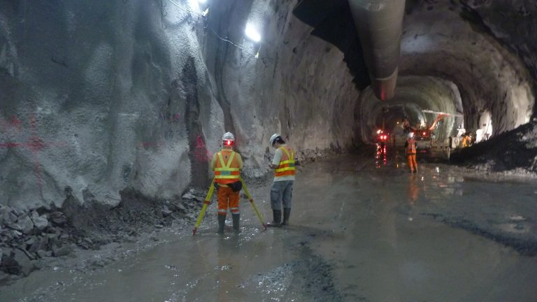 Tunnelling And Underground Construction Esl Hong Kong