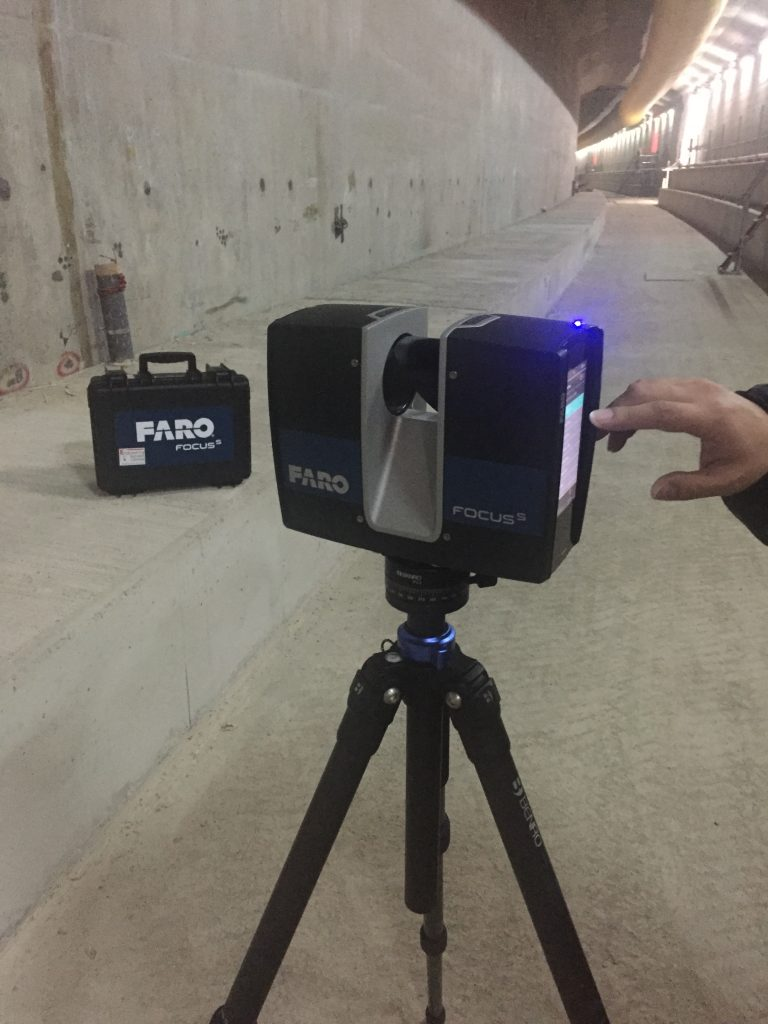 delivery of new faro s150 laser scanner esl hong kong. Black Bedroom Furniture Sets. Home Design Ideas